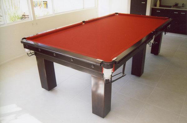 Classic billiard tables thompson billiard tables for 10 snooker table
